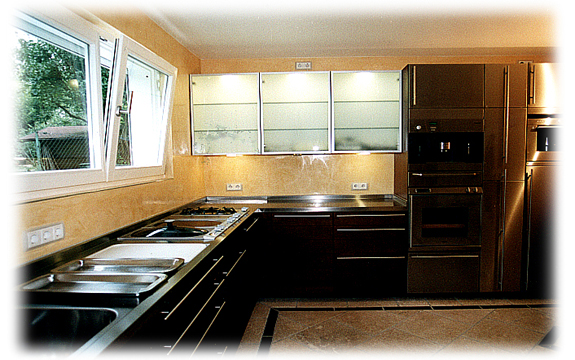 peter von sturm k chen poggenpohl. Black Bedroom Furniture Sets. Home Design Ideas